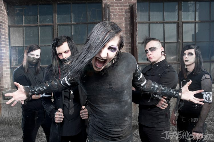 Motionless In White » Motionless In W...