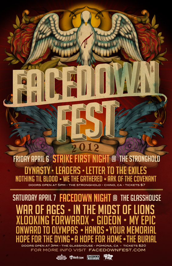 facedownfest12